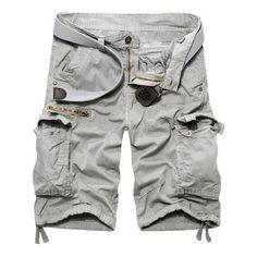 Mens Trendy Cargo Shorts
