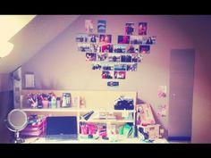 Room tour : Chambre d'étudiante (kot à Louvain-la-Neuve) / student room - YouTube