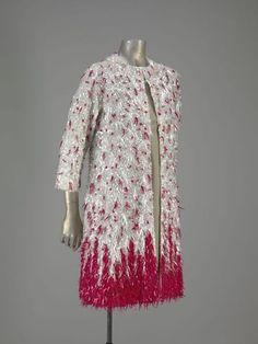 Coat. Cristobal Balenciaga, 1967. The Indianapolis Museum of Art
