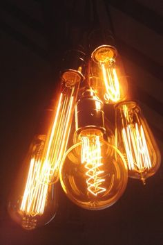 Edison Filament Specialist Light Bulbs 60W by Zedhead  at Bouf.com £9.99