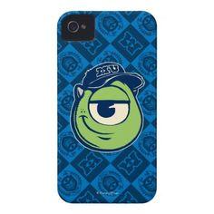 Mike 4 iPhone 4 Case-Mate cases  #monsterinc #monsteruniversity #disney