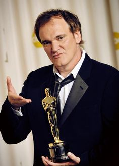 Quentin Tarantino. Overdue and DESERVED!!!