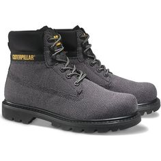 1d5b2115a4913f Caterpillar Cat Colorado Boot (160 CAD) ❤ liked on Polyvore featuring men's  fashion, men's shoes, men's boots, cat mens shoes, mens cat boots,  caterpillar ...