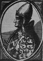 Anastasius IV  Papacy began9 July 1153  Papacy ended3 December 1154  PredecessorEugene III  SuccessorAdrian IV  Personal details  Birth nameCorrado Demetri della Suburra  Bornca. 1073  Rome, Papal States, Holy Roman Empire  Died3 December 1154  Rome, Papal States, Holy Roman Empire