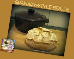 "Sweet and That's it: Granary-Style Boule - Pane ""Granary"" con malto d'orzo Orzo, Yummy Food, Bread, Baking, Sweet, Recipes, Style, Candy, Swag"