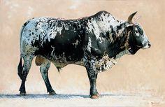 'Genisis', oil on canvas, 112cm x 173cm