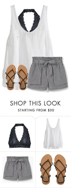 """""""Forget about the boys that broke your heart❤️"""" by ponyboysgirlfriend ❤ liked on Polyvore featuring Free People, Calypso St. Barth, MANGO and Billabong"""