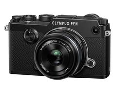 Olympus Pen-F, le retour d'une légende (avec un viseur électronique)