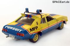 Mad Max 1: MFP Persuit Vehicle (Big Bopper), Modell-Bausatz ... http://spaceart.de/produkte/mdx002.php