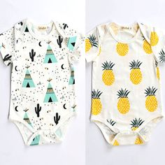 Afro Word Art Baby Boys Girls Jumpsuit Overall Romper Bodysuit Summer Clothes Black
