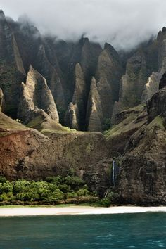 Na Pali, Kauai, Hawaii