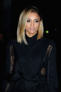 Top 5 Ciara Hairstyles To Try Today — Famous Beautiful Black Women Hair Ideas #Hairspiration