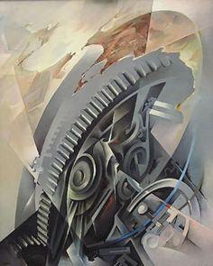 Tullio Crali. Macchine nel cielo