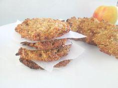 gezonde appeltaart koekjes Healthy Cake, Healthy Baking, Healthy Snacks, Vegetarian Recipes, Cooking Recipes, Healthy Recipes, Zucchini Carpaccio, Homemade Cookies, High Tea