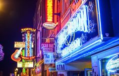 Road Trip on the Blues Highway, the famous Route 61 that leads to Nashville, Memphis, and finally to New Orleans