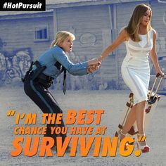 All they have is each other. They're doomed. #HotPursuit #May8