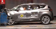 Toyota Hilux, Subaru Levorg, Renault Scenic And Kia Niro Score Top Ratings In Euro NCAP's Tests [33 Images + 4 Videos] #EuroNCAP #Kia