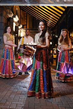 The thunderous rhythms of the traditional Indian Dhol drums will be shaking the walls of the Ulster Hall on Sunday November 10th at 8pm as A...