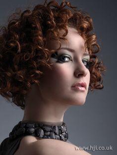2008 redhead curls hairstyle
