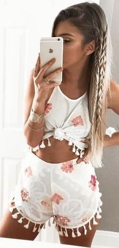 Boho Two Piece Set                                                                             Source