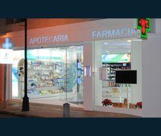 #Farmacia HOSTALS - #Fachada #Design / #Fabricaion / #Montaje Palma de Mallorca (Baleares) #Pharmacy