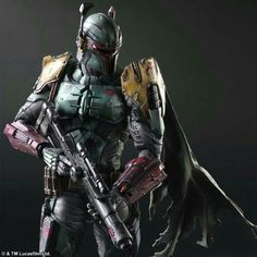 Kandosii': The 'Grey' Knight is Resurgent in Japanese Culture; Boba Fett's Mandalorian Roots are Popular. Indeed Star Wars Icons were inspired by the Japanese Culture & Samari.