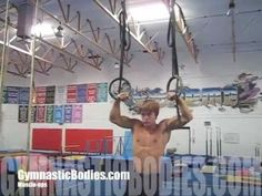 Get Shredded Using Gymnastic Rings: The Science and The Practice Bodyweight Training Arena