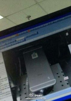 Sketchy iPhone 6 Images Said to be Sourced from Foxconn Surface