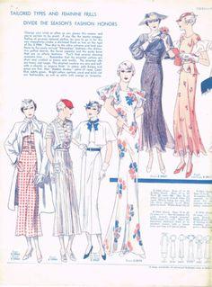 1930s-Excella-Summer-1933-Quarterly-Pattern-Catalog-34-pg-Ebook-Copy-on-CD