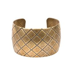 Criss-Cross Cuff
