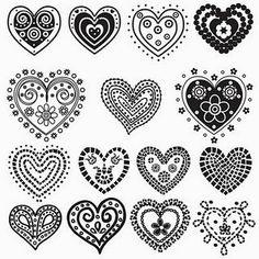 Imprimolandia: Corazones de San Valentín