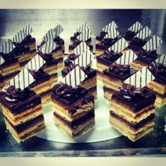 opera slice.. Tiramisu, Opera, Cake, Ethnic Recipes, Desserts, Food, Tailgate Desserts, Deserts, Opera House