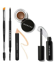 morphe in Makeup Brow Brush, Concealer Brush, Brow Gel, Makeup Brush, Eyebrow Kits, Eyebrow Pencil, Makeup Kit, Skin Makeup, Makeup Morphe