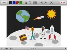 Storytelling minus the Writing with FeltBoard and Educreations apps Nickles Nickles Gomez Instructional Technology, Educational Technology, Storytelling App, Life Skills Classroom, Education And Literacy, Learning Websites, Mobile Learning, Stories For Kids, Ipads
