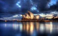 Sydney Australia Desktop Wallpapers THIS Wallpaper Australia Pictures Wallpapers Wallpapers) Famous Buildings, Famous Landmarks, Famous Places, Oh The Places You'll Go, Places To Travel, Places To Visit, Travel Pics, Australia Pictures, Monuments