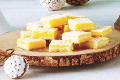 Authentic Lovely Lemon Squares recipe, ,