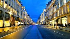 Take a look at Regent Street - the mile with style