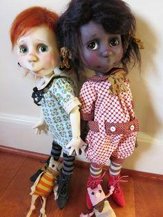Marta and Stitch