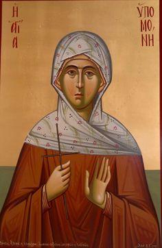 St. Ypomoni / St. Helen Dragas by Costas Gerasimou