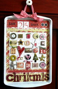 11 Creative Advent Calendars.  I would make a different one of these every year, I love them so much!