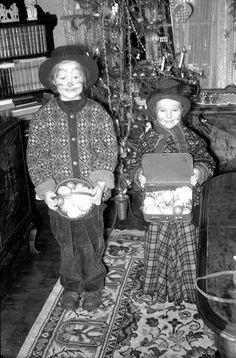 Julebukker 1953