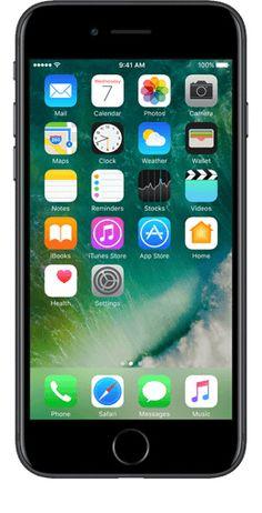 Apple iPhone 7 Plus Black - kopen - Belsimpel Iphone 6 Gold, Buy Iphone 7, New Iphone, Iphone Cases, Latest Iphone, Ios, App Store, 7 Plus Black, Safari