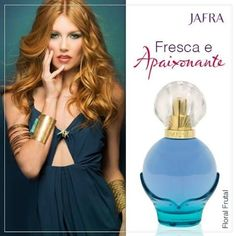 Jafra Perfume  Feminino Nerina 50ml -  À Pronta Entrega