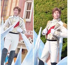 Prince Hans of the Southern Isles.