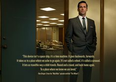 Mad Men, The Carousel