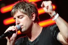 Jeremy Camp. Beautiful artist, great testimony. Check out his song Never let go. amazing