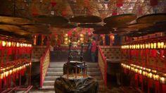 Inside Chinas temple/ Burt Wolfs