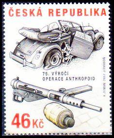 Czech Republic, Stamps, Poster, Album, Accessories, Postage Stamps, Historia, Seals, Stamp