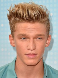 Cody Simpson blonde inspiration: http://beautyeditor.ca/2014/04/15/brown-to-blonde-hair-at-home/