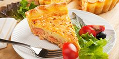 Marilyn's Crab Quiche with Savory Crumb Crust Crab Quiche, Cheese Quiche, Healthy Living Recipes, Diabetic Recipes, Diabetic Foods, Quiche Recipes, Cheese Recipes, Breakfast For Dinner, Breakfast Recipes